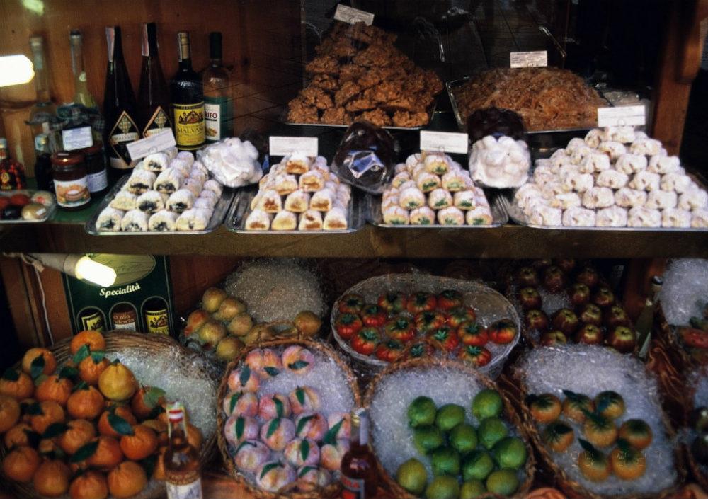 シチリアの色々なドルチェ