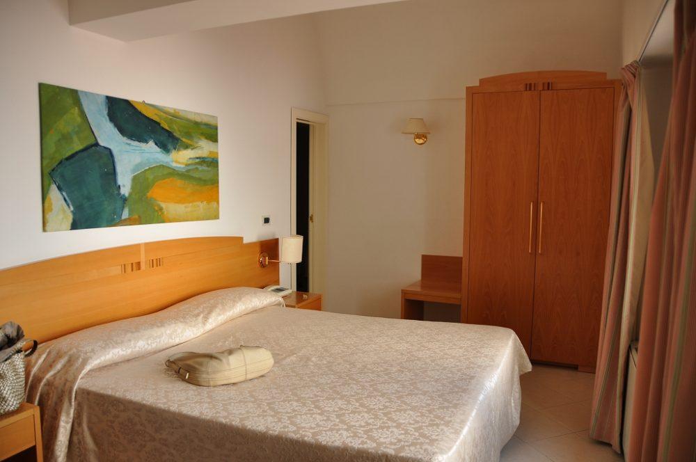 ソレント、ホテルの部屋