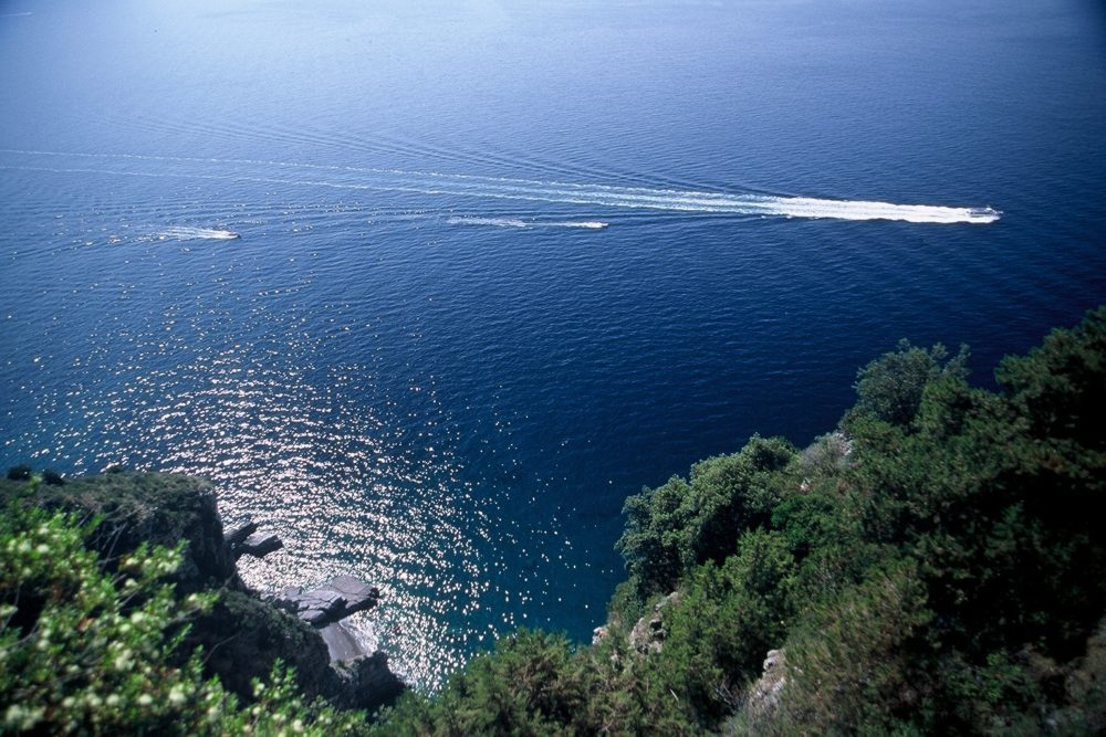 世界遺産アマルフィ海岸